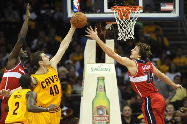 Jan Vesely Flirting with Bust Label as He Struggles in His Second Season