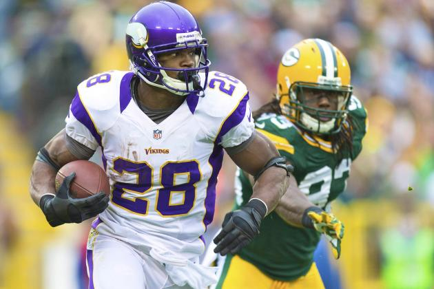 Vikings vs Packers: Minnesota Wastes Another Huge Peterson Outing