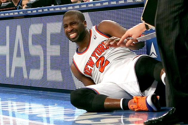 Raymond Felton Injury: Updates on Knicks PG's Hand