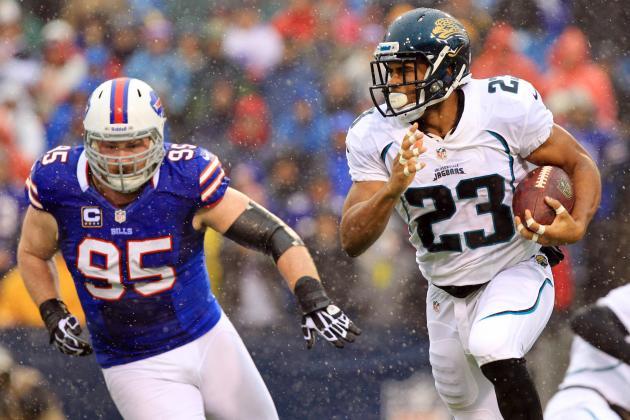 Jaguars vs. Bills: Jacksonville Back in the Race for the Top Overall Pick
