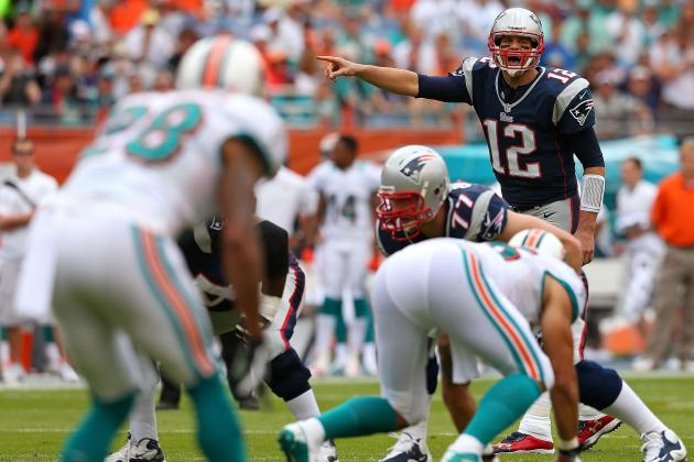 Patriots vs. Dolphins: New England Offense Erases Late-Game Questions