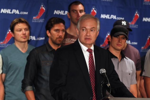 NHL Lockout: NHLPA and Owners Will Meet for Crucial CBA Talks This Week