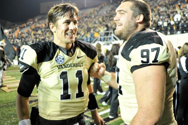Vanderbilt Accepts Bid to Play in Franklin American Mortgage Music City Bowl