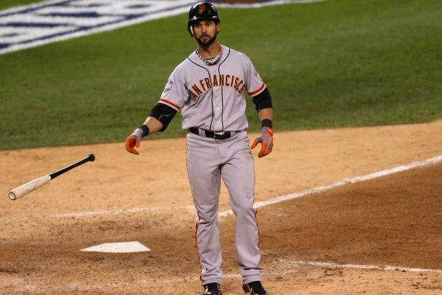 Michael Bourn, Angel Pagan or Shane Victorino: Who Is Best Option for SF Giants?