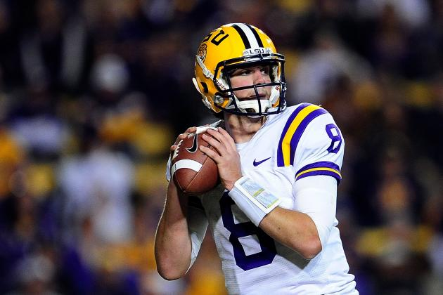 LSU Headed to Chick-fil-A Bowl, SEC Confirms