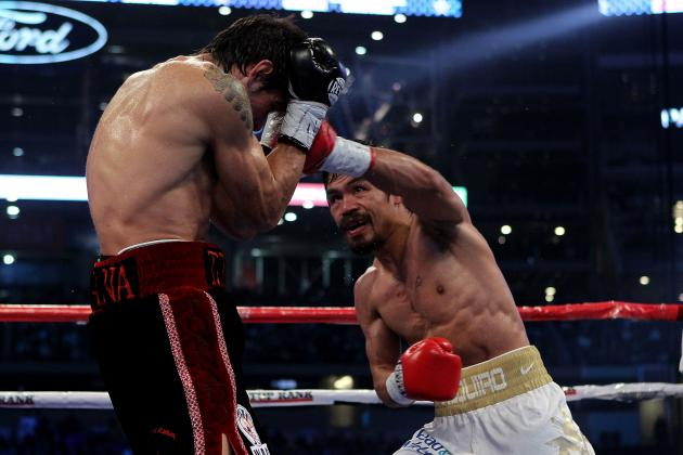 Pacquiao vs. Marquez: Pac-Man Must KO Dinamita to Secure Mayweather Bout