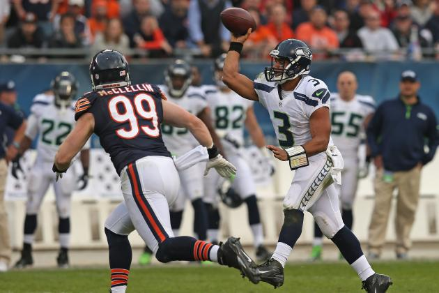 Seahawks vs Bears: Chicago Lets One Slip Away Late, Loses Sole Possession of 1st