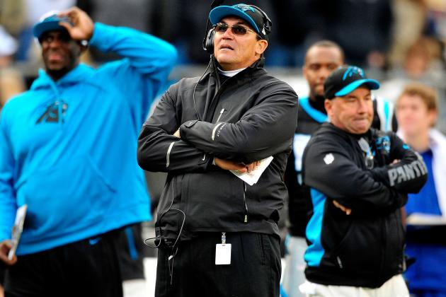 Panthers vs. Chiefs: Carolina's Season a Monumental Failure