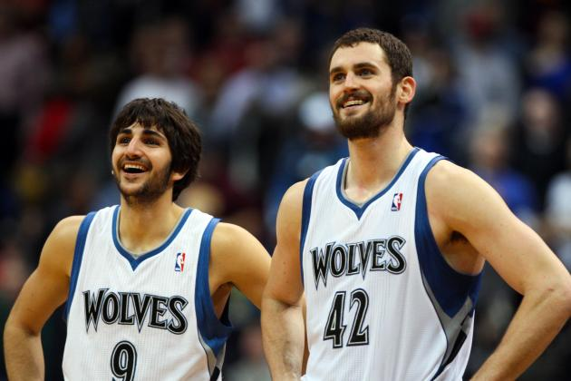 Ricky Rubio and Kevin Love Will Still Lead Minnesota Timberwolves to Playoffs