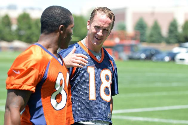 Peyton Manning: How Broncos QB Has Elevated Demaryius Thomas to Stardom