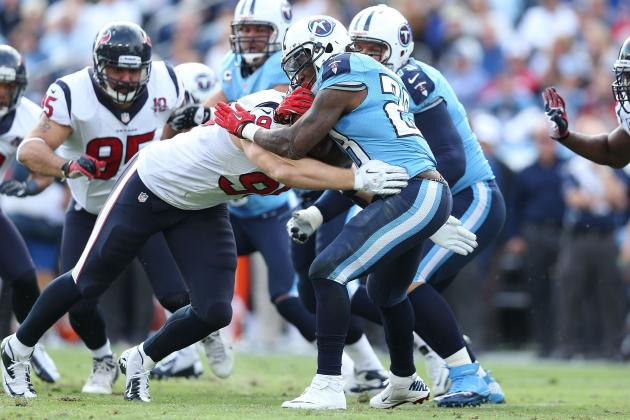 Texans vs. Titans: Houston Tramples Tennessee to Return to the Playoffs