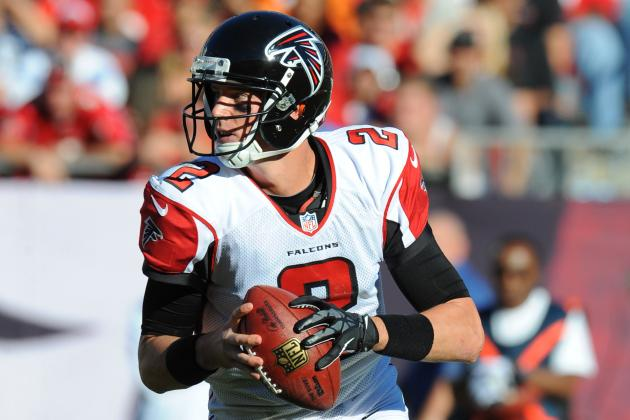 Falcons Clinch NFC South Title
