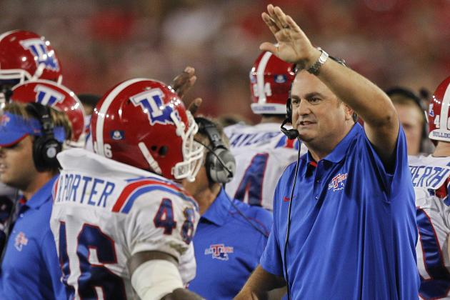 Louisiana Tech Declines Independence Bowl Bid After 9-3 Season