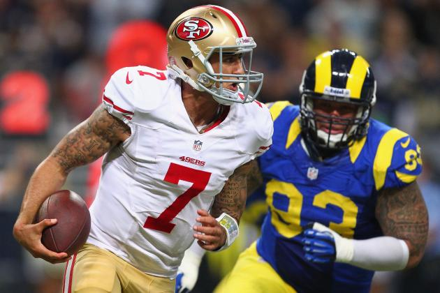 Relax, 49ers Fans, Colin Kaepernick Gives San Francisco Best Long-Term Look