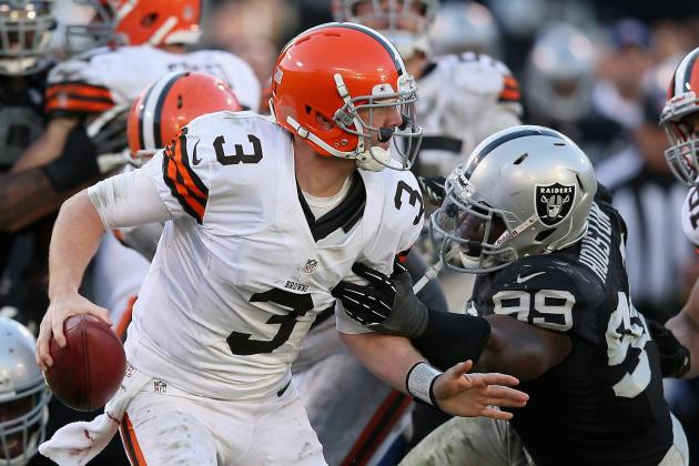 Browns Top Raiders, Snap 12-Game Road Skid