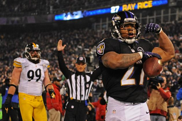 Steelers vs. Ravens: Loss Proves Baltimore Doesn't Use Ray Rice Effectively