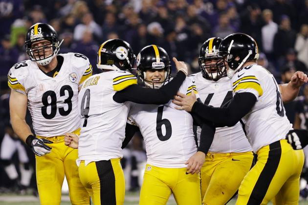 After Huge Win over Ravens, Steelers May Be AFC's Scariest Team