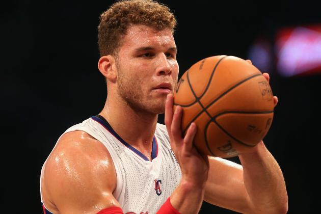 Blake Griffin Becoming More Sure About Shooting