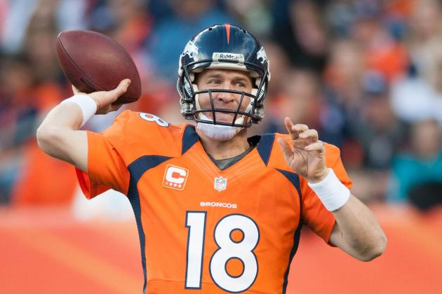 Broncos Handle Buccaneers to Clinch AFC West