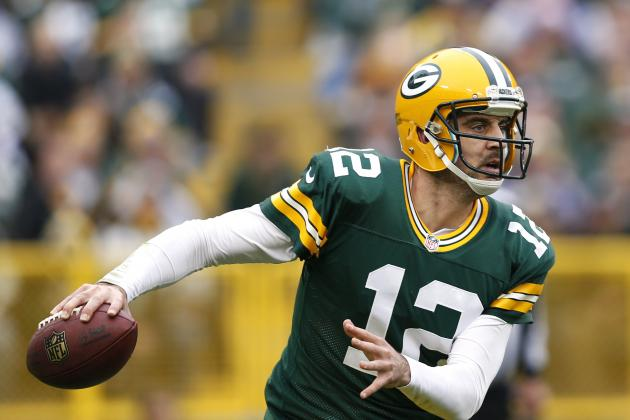 Second-Half Response Was Gut Check for Packers