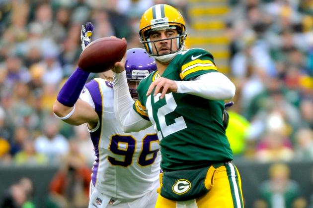 Vikings vs Packers: Green Bay Overcomes Injuries, Peterson for Big NFC North Win