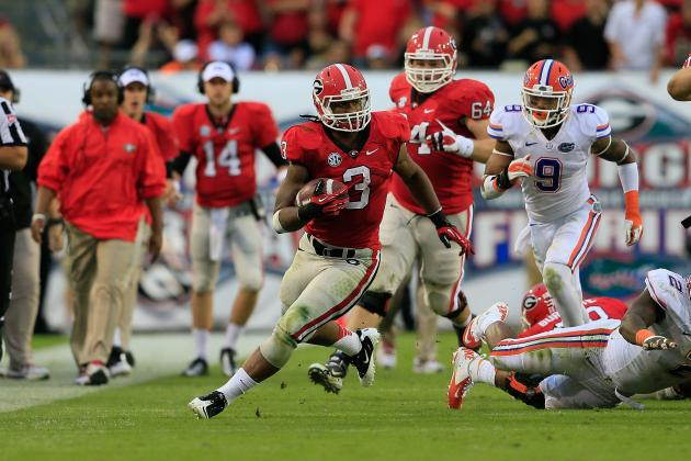 BCS Bowl Selections: Why Georgia Should Be Playing in Sugar Bowl, Not Florida
