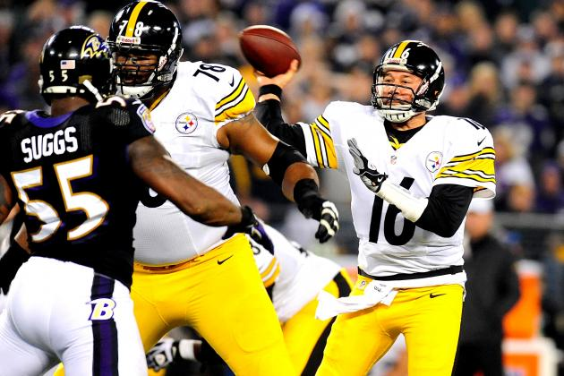 Pittsburgh Steelers vs. Baltimore Ravens: Final Score, Highlights and Analysis