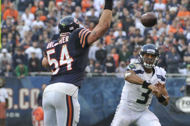 Chicago Bears: Goodbye First Place, the Bears Defense Fails Late Against Seattle