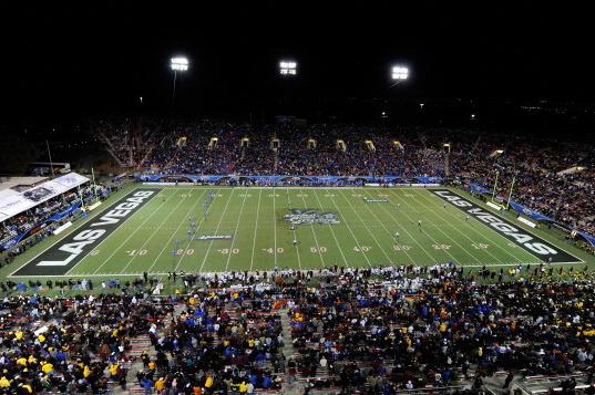 Boise State Football: Broncos vs. Huskies in Maaco Bowl Las Vegas