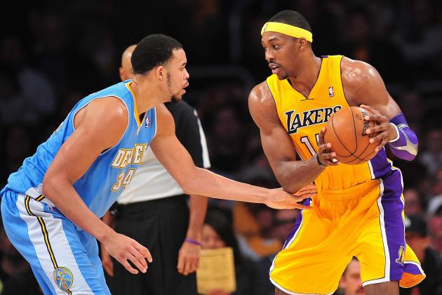 Dwight Howard's Early-Season Success with Lakers Shows D12 Will Re-Sign