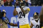 Ike Taylor Out 2-6 Weeks with Fibula Injury