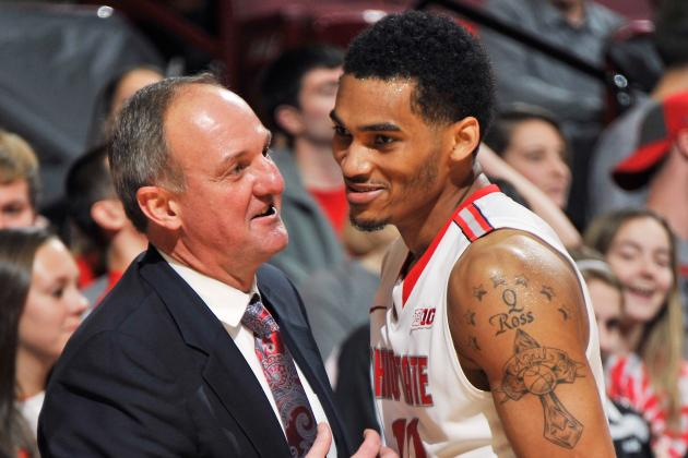 Big Ten Basketball: Ranking the Weekend Performances of 10 B1G Teams in Action