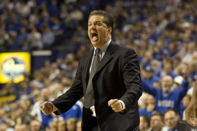Kentucky Basketball: Why It's Time to Hit the Panic Button