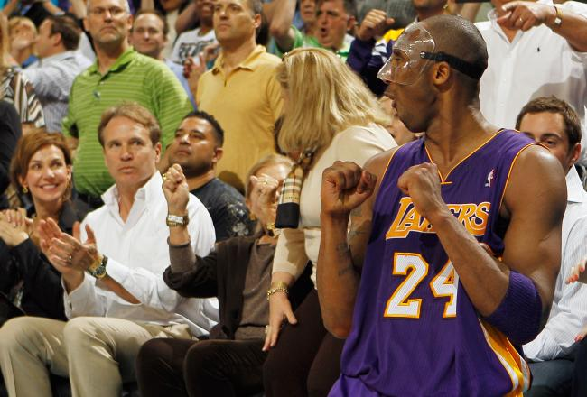 Kobe saw that tweet.