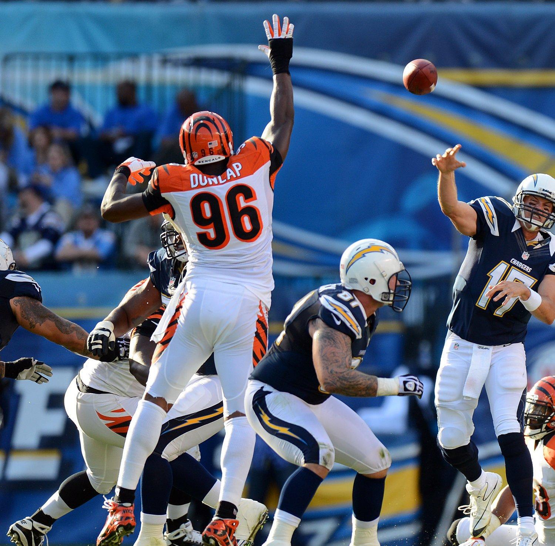 San Diego Chargers Cincinnati Bengals: Bengals Vs. Chargers: Bengals Hold Chargers To Zero 2nd