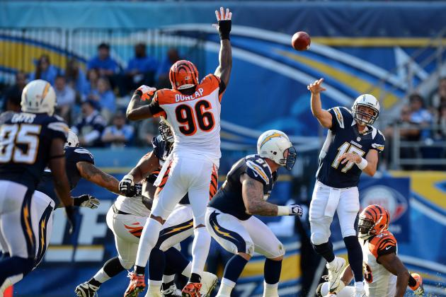 Bengals vs. Chargers: Bengals Hold Chargers to Zero 2nd-Half Points in Win