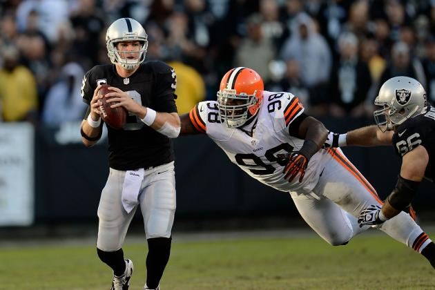 Loss to Browns a Microcosm of Raiders' Season