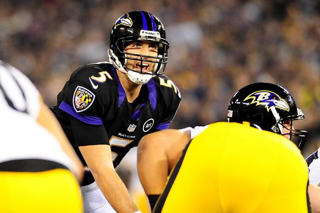 Steelers vs. Ravens: Ravens Outplayed by Steelers, Are Handed Rare Home Loss
