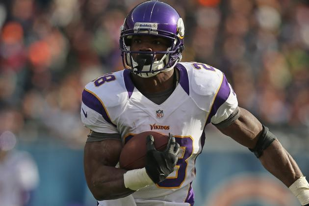 Congratulations, Vikings, You've Squandered Adrian Peterson's Greatness
