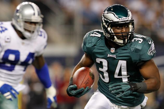 How Should the Eagles Use Bryce Brown When LeSean McCoy Returns?