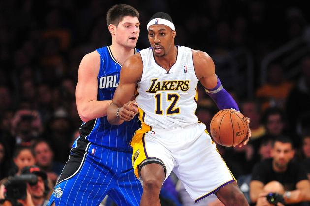 Orlando Magic vs. Los Angeles Lakers: Live Score, Results and Game Highlights