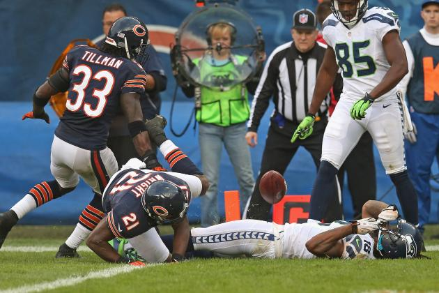 Sidney Rice Touchdown: WR's Tough Catch Defining Moment in Seahawks' Season
