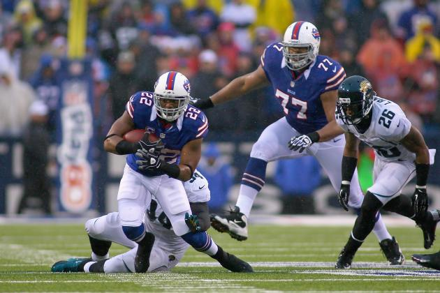 Jaguars vs. Bills: Fred Jackson's Big Game Proves Buffalo Is a Running Team