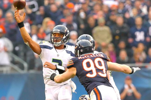 Seahawks vs. Bears: Russell Wilson's Late-Game Heroics Help Dispose of the Bears