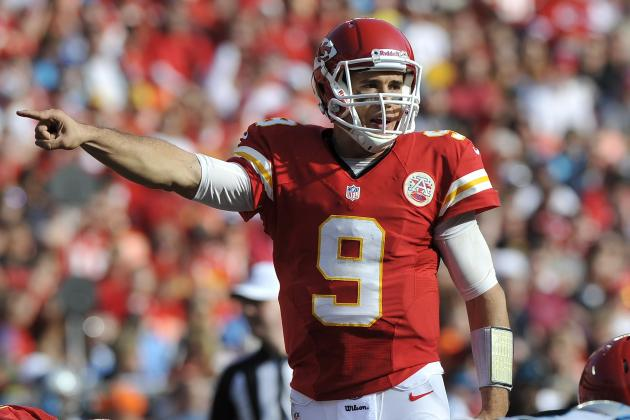 Buying or Selling Brady Quinn's Breakout Game for Chiefs
