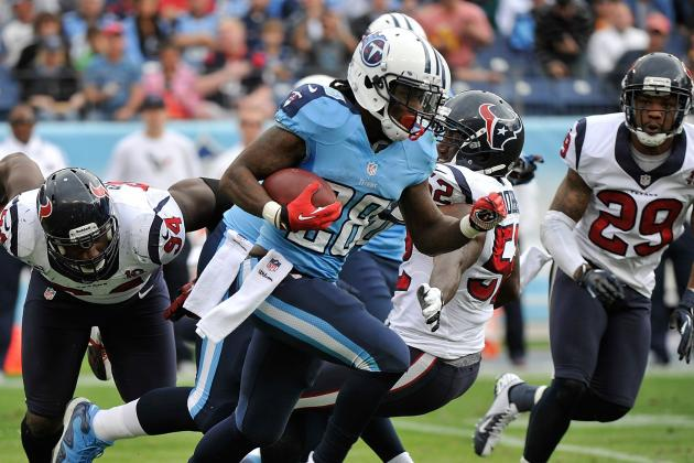Tennessee Titans Continue Going Backward