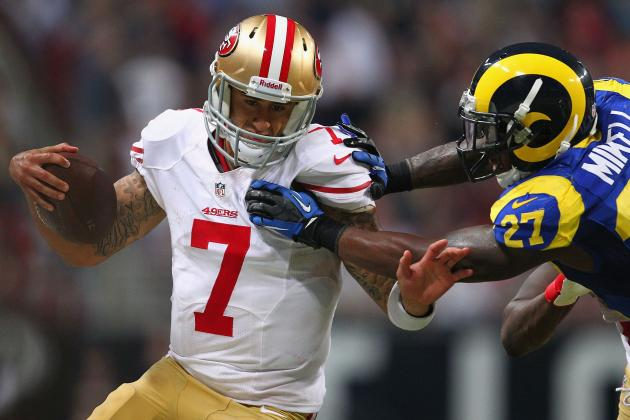 With One Exception, Rams Corral Kaepernick
