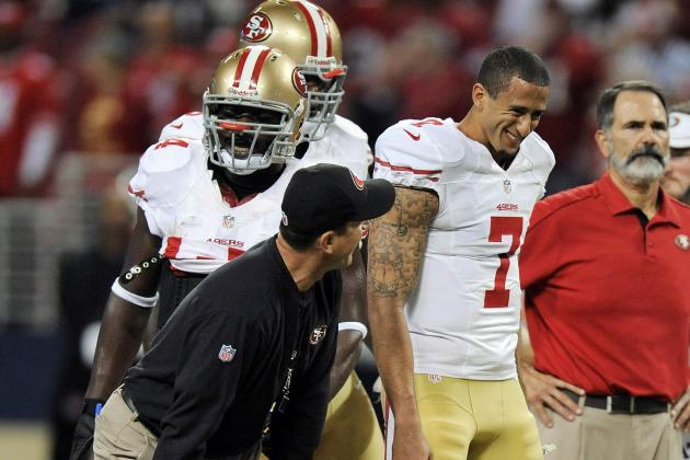 Kaepernick, Coach Own Up to Errant Pitch