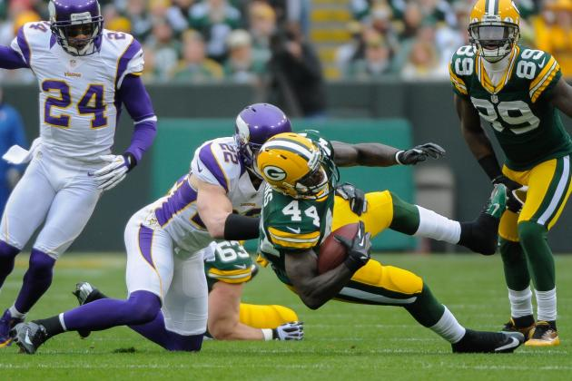 Hard-Fought Drive Turns the Tide for Packers