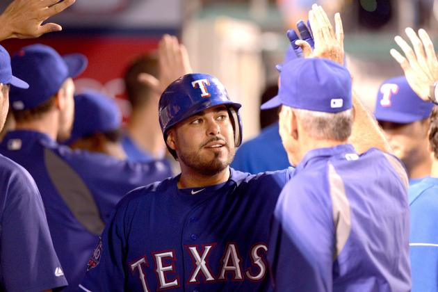 Geovany Soto Signs 1-Year Deal with Texas Rangers